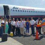 Air Panamá analiza abrir vuelos hacia Roatán