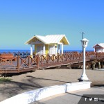 Concluída la zona turística de La Ceiba con inauguración del paseo malecón