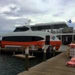 Utila Dream, nuevo ferry entre Utila y La Ceiba