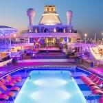 Impresionante crucero atracará en Roatán