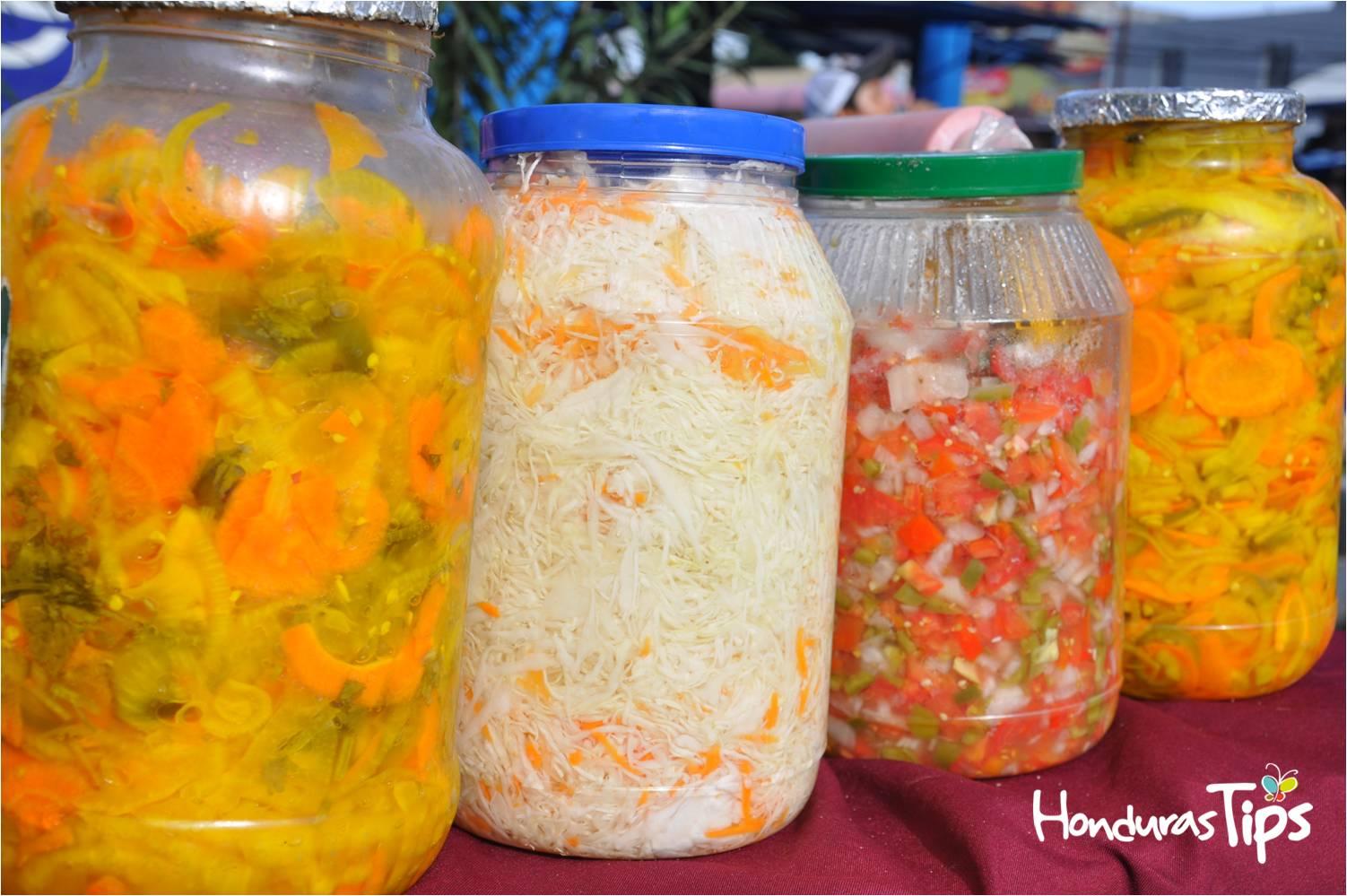 Receta repollo rojo una delicia en su cocina honduras tips - Encurtido de zanahoria ...
