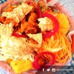 Receta de Prisci: Yucas con chicharrón
