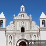 Belleza arquitectónica en templos católicos de Honduras