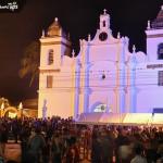 Lleno total en La Paz en el día de la Virgen de Los Dolores