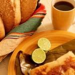 Receta: Tradicionales tamales hondureños