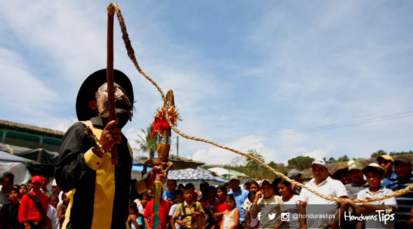 El baile del Guancasco tiene  magia, e historia de unión entre lencas.