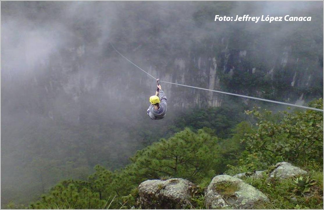 Conozca Diez Canopy Extremos En Honduras