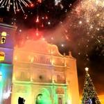 El mundo recibirá el 2016 al replique de las doce campanadas de Comayagua