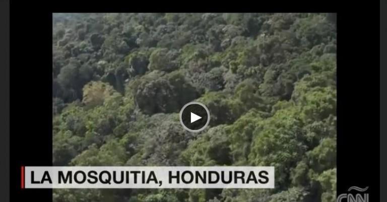 En unos cinco minutos CNN en español deja ver al mundo la belleza de La Mosquitia hondureña.