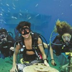 Realizarán Festival Internacional de Cine Submarino en Roatán