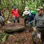 Inician sustracciones en sitios arqueológicos de La Mosquitia hondureña