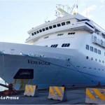Puerto Cortés recibió el primer crucero de 2016