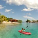 Los Angeles Time: La mejor vida en la playa está en la isla de Roatán
