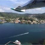 Air Panamá se estrena en Roatán