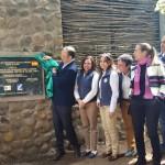 Inauguran proyecto para impulsar Parque Nacional Montaña de Celaque