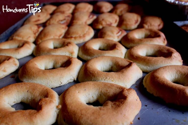 En la comunidad de El Juncal, muchas mujeres preparan las populares rosquillas y quesadillas, a base de los derivados de la leche producida allí.