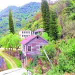 San Juancito, un bello pueblo con un toque casi fantasmal