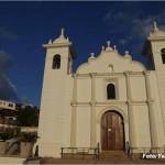 La iglesia es de estilo colonial, se remonta como una pequeña ermita al siglo XVI.
