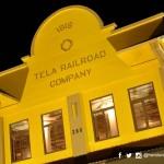 100 años de historia atrapados en el antiguo edificio de la Tela Railroad Company