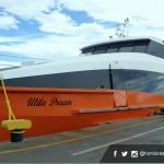 El ferry Utila Dream tiene una nueva ruta: Puerto Cortés - Utila