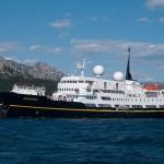 Guanaja recibe el primer crucero de 2016