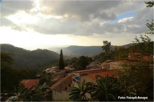 Santa Lucia, pintoresco y cautivador municipio de atracción turística.