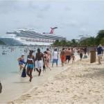 30 mil cruceristas se esperan durante la Semana Mayor