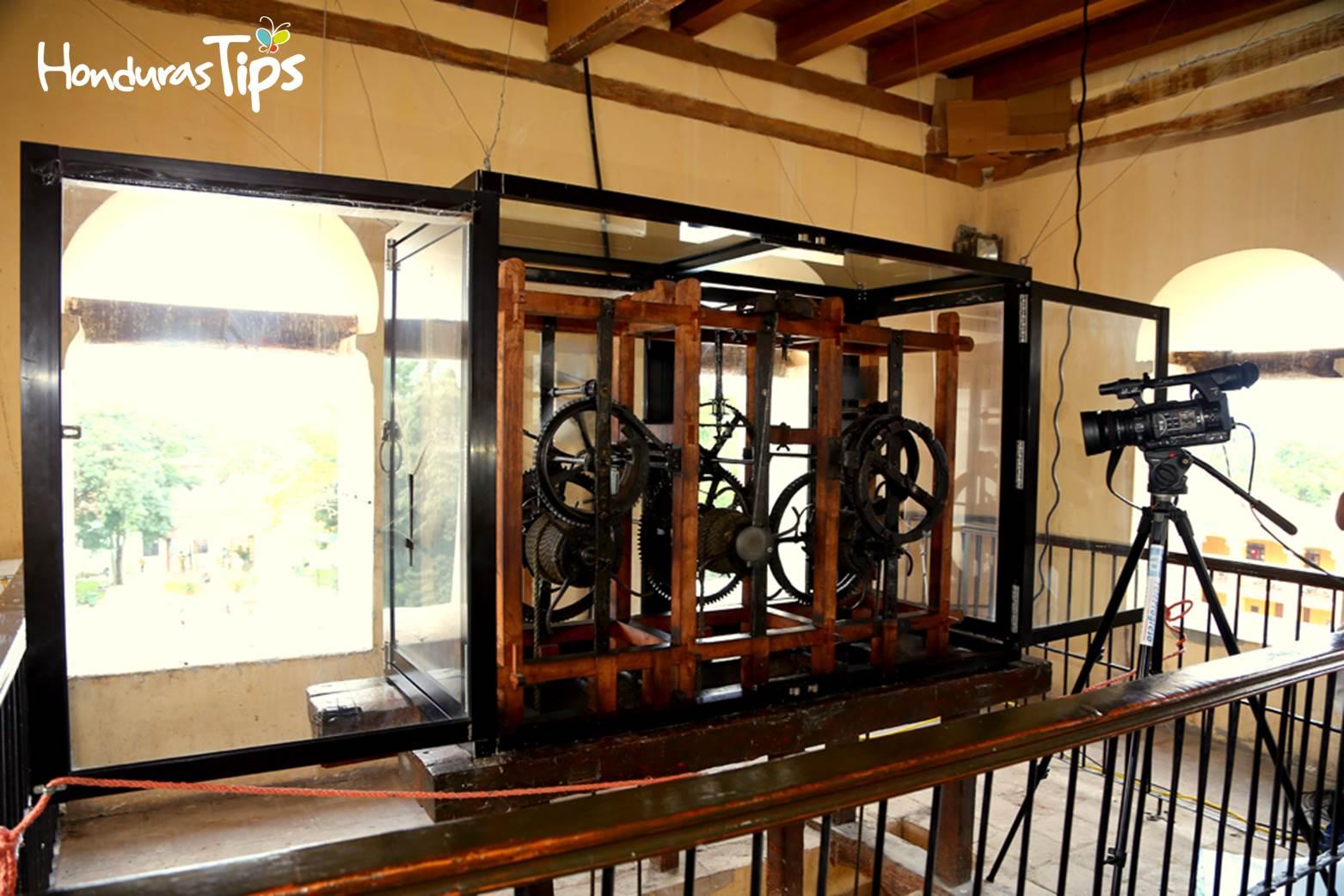 San Jose BMW >> Curiosidades del reloj de Comayagua, el más antiguo de América