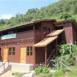 Centro de visitantes en El Portillo, el mismo ha sido remodelado para brindar mejor servicio a turistas.
