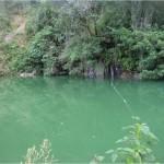 Laguna verde dentro de la zona nucleo de la reserva, le recomendamos preguntar por su mítica historia.