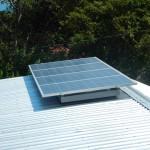 Guanaja le apuesta al ecoturismo con el uso de paneles solares
