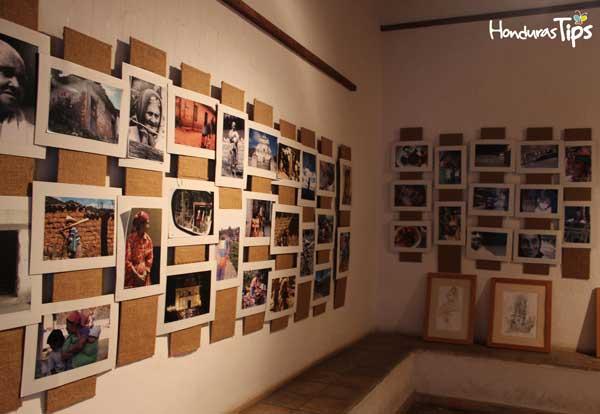 La Casa Galeano es un museo artístico en Gracias, Lempira.