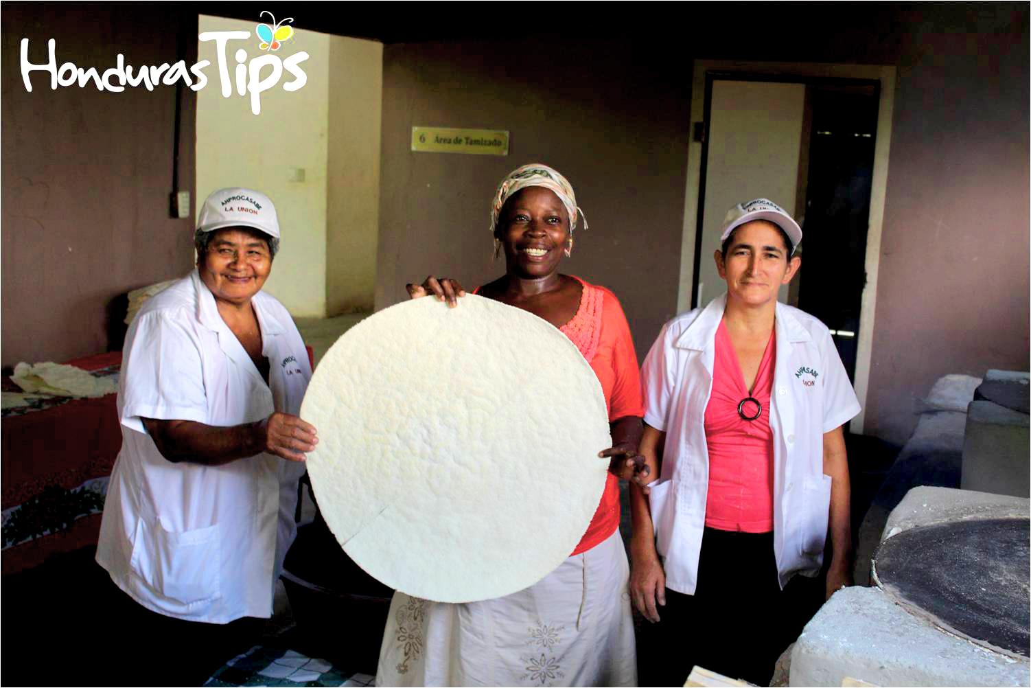 Los garífunas son famosos en el litoral atlántico del país por su deliciosa comida.