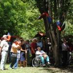 Copán Ruinas se prepara para la IV liberación de Guacamayas Rojas