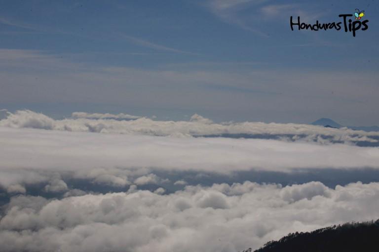 Desde la cima Las minas se puede ver el mejor de los paisajes.