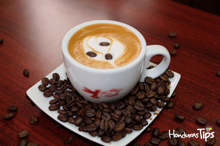 Santa Rosa de Copán se destaca por su excelente café.