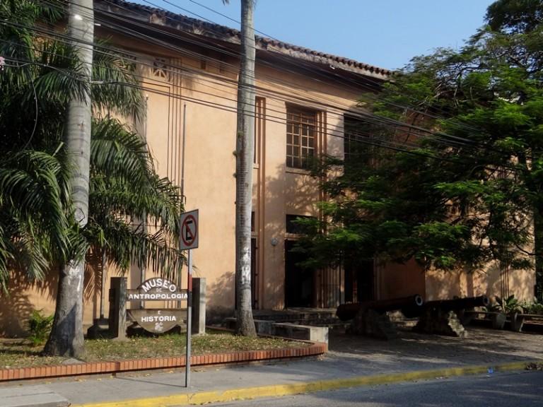 Un lugar donde conocerá la historia del Valle de Sula.