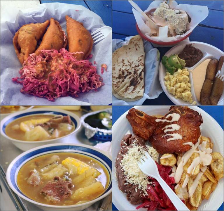 La comida de doña Noemí es gustada en Austin, EUA.