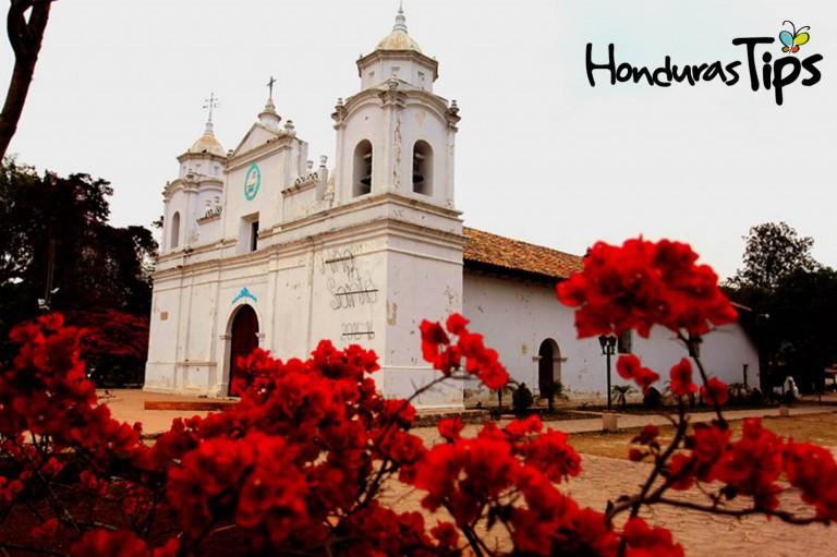 La parroquia San Juan Bautista es un emblema para Ojojona y sus habitantes.