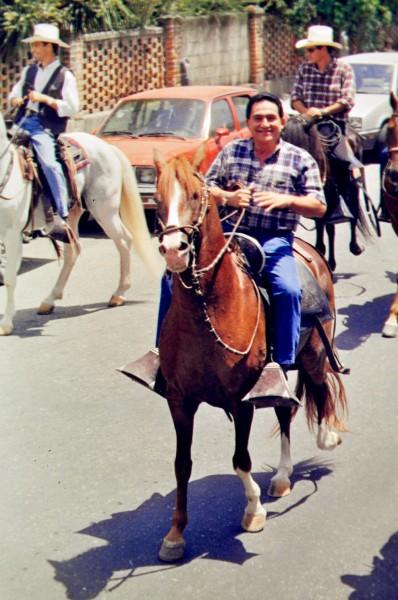 Rafael Verdial fue presidente de la Agas durante 10 años, su período duró desde 1990 hasta 2000.
