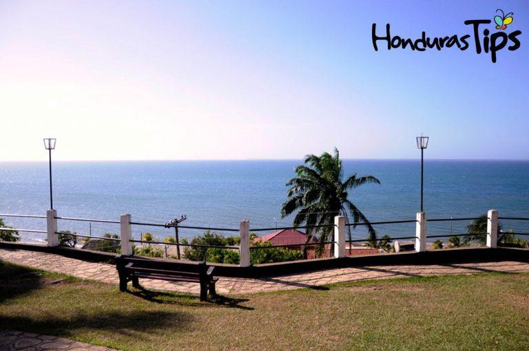 Trujillo tiene una de las mejores vistas al Mar Caribe.