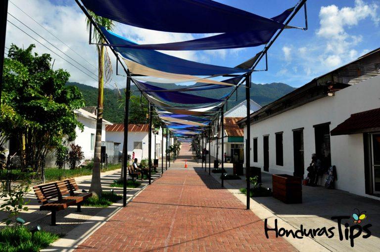 Este pasaje recoge la esencia colonial de Trujillo, es una de las reparaciones al casco histórico de la ciudad.
