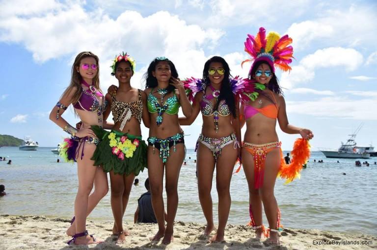 Guanaja carnaval