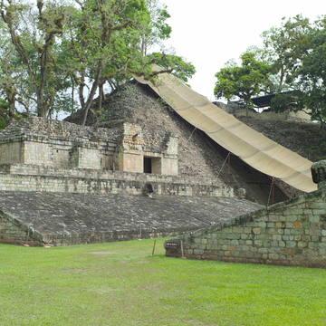 Copán Ruinas es una de las ciudades más artísticas del mundo Maya.