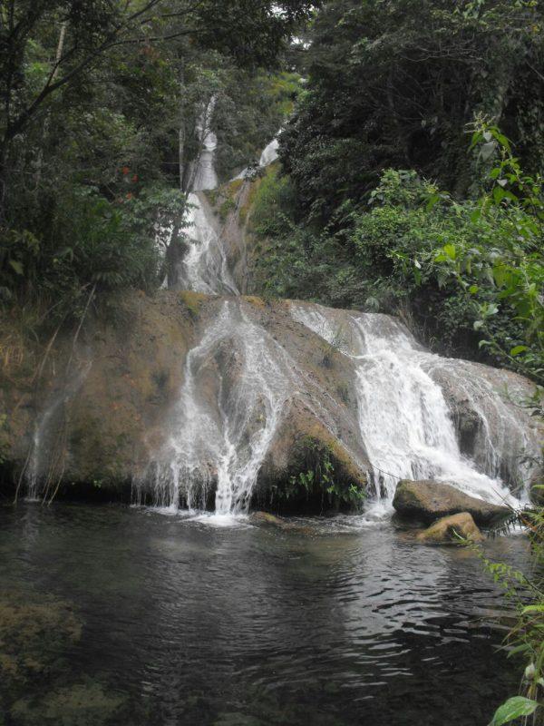3 Cascada Las Dantas