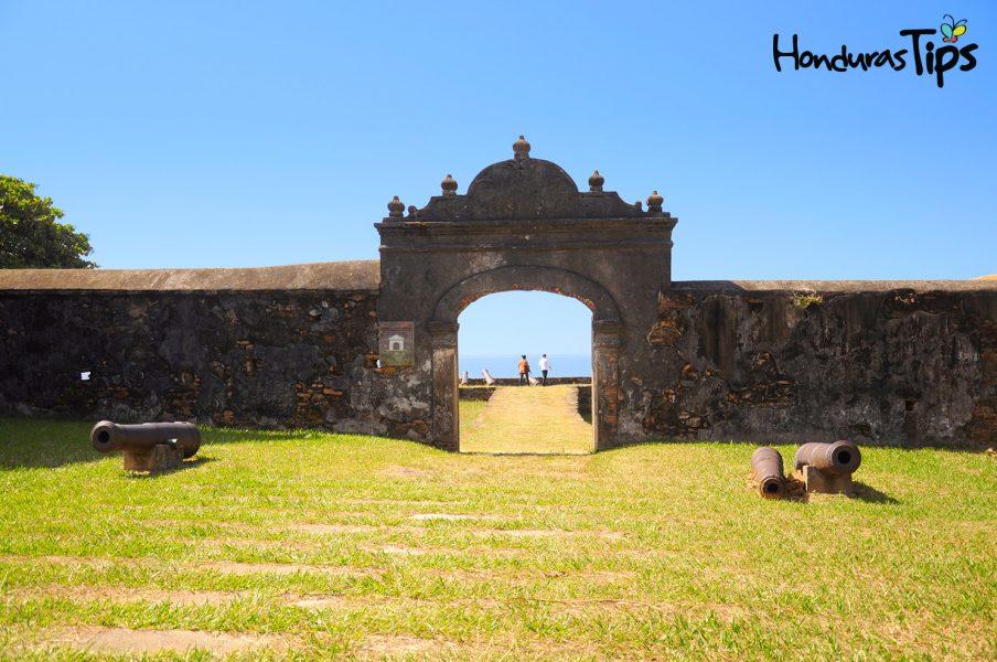 La Fortaleza de Santa Bárbara es uno de los atractivos coloniales que podrá encontrar en Trujillo.