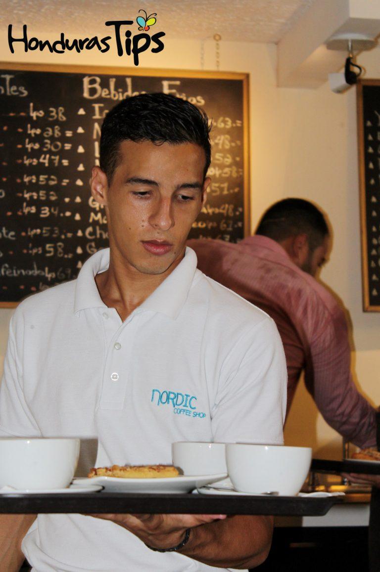 La atención y servicio personalizado hacen de una tarde de café en Nordic la mejor opción.