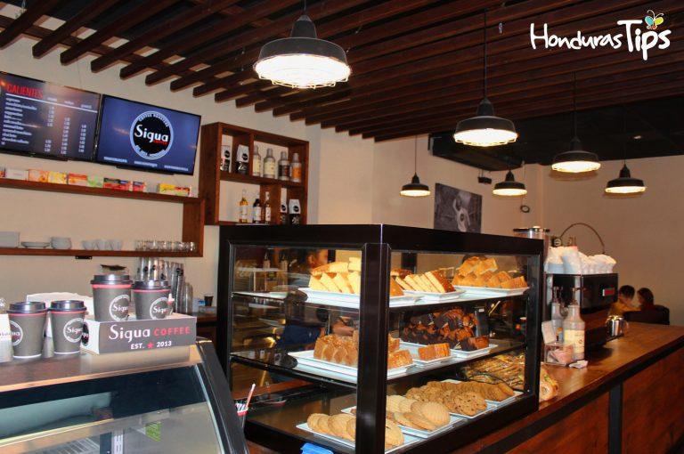 Desde Siguatepeque hasta San Pedro Sula, con sabor y muchas rosquillas, es el concepto de Sigua Café.