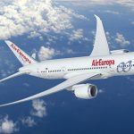 Inauguran vuelos directos entre España y Honduras