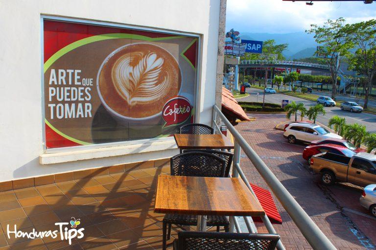 Emblemático café sampedrano, y promotor de la cultura cafetalera en la ciudad industrial.